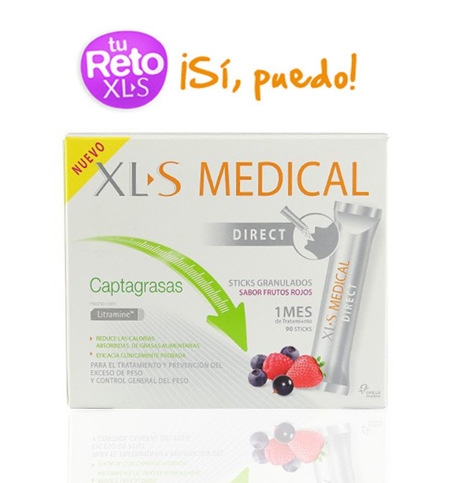 XLS Direct Captagrasa 90 Sticks